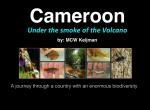 """Donderdag 21 November 2019 ledenavond:  """" Kameroen onder de rook van de vulkaan"""" Visreis Afrika door Michel Keijman"""